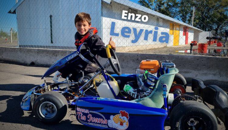 Enzo Leyria