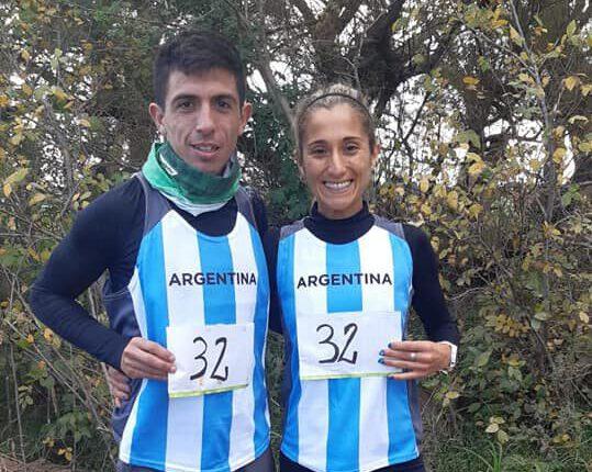 Emiliano Bustos y Andrea Changazzo.